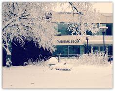 Taidemuseo, Temppelikatu 8, Riihimäki. Kuva: Jaana Hodju
