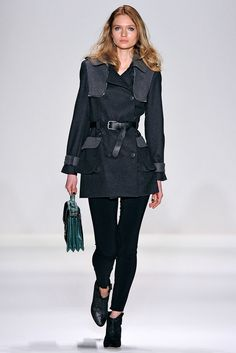 Rebecca Minkoff | Fall 2011 Ready-to-Wear Collection | Style.com