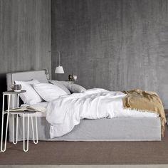 Moderne Einrichtung - kokon-förmige Lounge und Bett   Bedroom ...