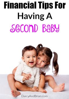 Don't miss our Financial Tips For Having A Second Baby to make the new addition to your family go much easier! Great tips for making wise financial choices!