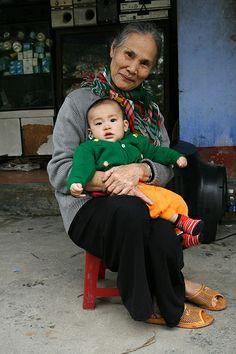 Vietnamese Grandma