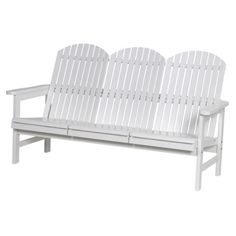 KWA Sandhamn 3-sits Soffa   TheHome.se Outdoor Chairs, Outdoor Furniture, Outdoor Decor, Porch Swing, Bench, Storage, Home Decor, Purse Storage, Garden Chairs