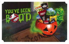 Ghostbusters BOO It Forward Kits + Printables - Who You Gonna BOO? | Fun Things to Do in Orange County - Let's Play OC!