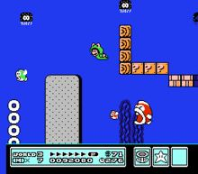 This game is ultimate. Took things to a whole new level. Super Mario Brothers 3 - NES