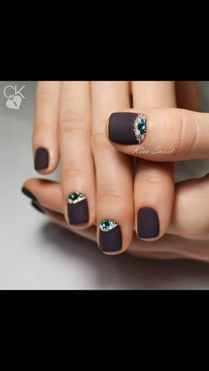 Fancy manicure