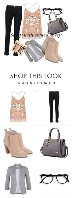 """""""The Sassy, Classy Casual"""" by artyblue06 ❤ liked on Polyvore featuring River Island, Étoile Isabel Marant, Michael Kors and Miss Selfridge"""