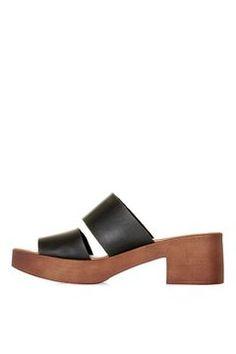 DENVER Heeled Sandals