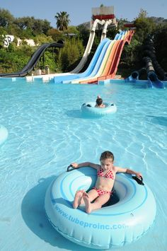 Limnoupolis Water Park, Chania Town