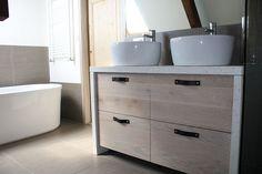 Ikea Badkamer Meubelen : Nieuwe badkamer meubels op basis van de ikea godmorgon onze
