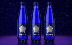 KOMETA — The Dieline - Branding & Packaging Design