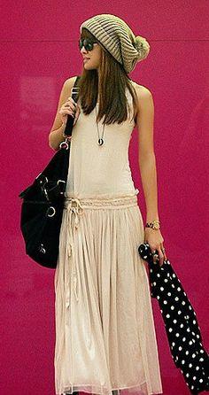 Boho summer dress