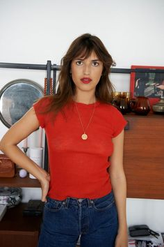 Spela Kasal – Vogue Russia | Jeanne Damas #71756 | Shotview