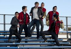 Glee does Grease?