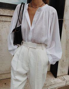 Fashion Mode, Look Fashion, Womens Fashion, White Fashion, 90s Fashion, Mode Outfits, Fashion Outfits, Fashion Tips, Fashion Images