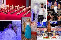 Организация и проведение праздникав Севастополе: Выпускной вечер в стиле «Оскар вечеринки» со всеми вытекающими последствиями!