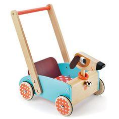 Dog walker toy