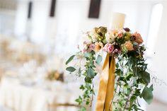 Elegant Creme and Peach Wedding at Renaissance Castle Rosenburg, Lower Austria Renaissance, Peach Blush, Wedding Decorations, Table Decorations, Austria, Designer, Castle, Elegant, Home Decor
