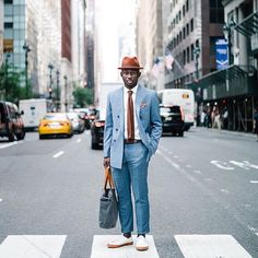 One of my favorite shots from the latest line of goods. @stevenonoja dressing up our Franklin Tote in Charcoal.