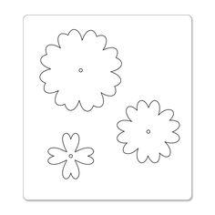 Sizzix Bigz Flower Layers w/ Heart Petals