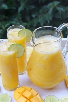 Mango lemonade                                                                                                                                                                                 More