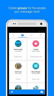 Messenger – miniatura snímku obrazovky