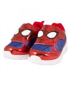 Marvel Spider-Man Toddler Boys' Light Up Shoes, Red Light Up Sneakers, Light Up Shoes, Easy Disney Drawings, Spiderman Kids, Boys Shoes, Toddler Boys, Gifts For Kids, Red And Blue, Marvel