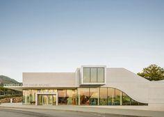 The Centro de Artes Nadir Afonso by Louise Braverman