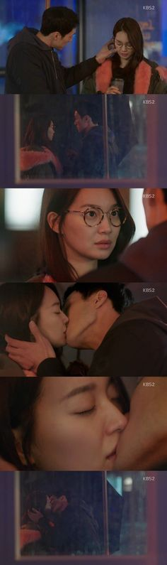 On the 6th episode of KBS 2TV's Monday & Tuesday drama, 'Oh My Venus', Kim Yeong-ho (So Ji-sub) surprise kissed Kang Joo-eun (Sin Min-ah). When Kang Joo-eun succeeded in losing 15kg, she wanted to give herself a prize and suggested to celebrate Kang Joo-eun's day. Kim Yeong-ho reluctantly followed her decision. Kim Yeong-ho went out with her and did all the things she wanted to do: planking, taking a nap, dining out. He regarded these as the punishmen...