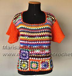 Marisa Tricot Crochet e Acessórios