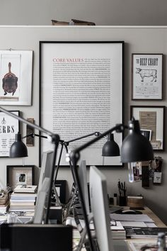 Studio space with great details. photo by Mikael Axelsson