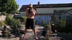 Goblet Squat, Front Squat, Kettlebells, Lean Body, Lose Fat, Build Muscle, Quad, At Home Workouts
