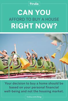 Can You Afford to Buy a House Right Now?