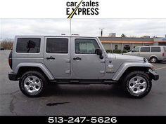 eBay: 2013 Jeep Wrangler Sahara 2013 Jeep Wrangler Unlimited Sahara 48875 Miles Billet Silver Metallic… #jeep #jeeplife usdeals.rssdata.net