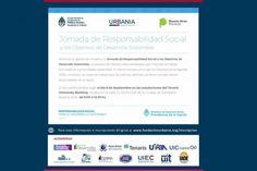 Campana será sede de una jornada sobre Responsabilidad Social y Objetivos de Desarrollo Sostenible