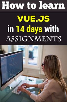 How to learn Vue.js in 14 days with assignments How To Create Apps, Coding For Beginners, Ux User Experience, Object Oriented Programming, Web Layout, Layout Design, Data Structures, Learn To Code, Web Design Tutorials