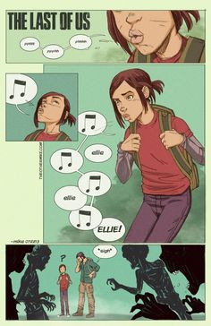 The Last Of Us- Spring by *MikeDimayuga on deviantART