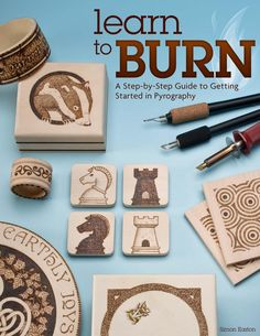 ISSUU - Learn to Burn-excerpt by Fox Chapel Publishing