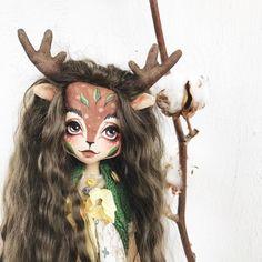 :: Crafty :: Cloth Doll :: 3 :: by Lesnoy Kompot