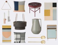 Some of our favorite picks from the latest Ferm Living collection.