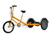 Pedicab Rickshaws