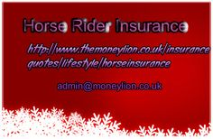 http://www.themoneylion.co.uk/insurancequotes/lifestyle/horseinsurance horse rider insurance
