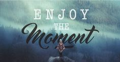 Enjoy the Moment via @esquivel.vzz #brushtype -  #goodtype #thedailytype #typematters #thedesigntip #dailytype #typespire #brushtype #todaystype #typematters #typegang by brush_type