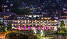 L'Hôtel Beau Rivage à Gérardmer (88400) est idéal pour organiser un séminaire ou une réunion dans les Vosges