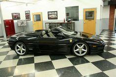 1994 Ferrari 348 Spider For Sale : KMC Auto = Kachel Motor Company