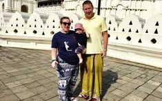 Step by step guide to plan a Sri Lanka family holiday itinerary. All the itineraries explained in this article are excellent for families with young kids. Sri Lanka Itinerary, Holiday Travel, Step Guide, How To Plan, Tooth, Temple, Kids, Blog, Young Children