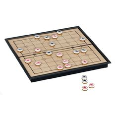 Magnetic Chinese Chess Set - Travel Size