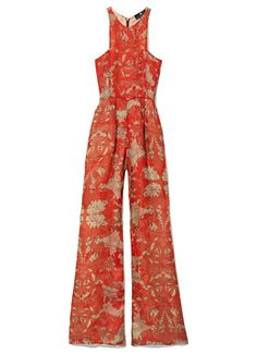 tailored jumpsuit Wes Gordon