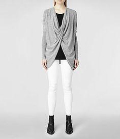 AllSaints Canada Itat Shrug | Womens Sweaters