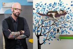 Jackson Galaxy, host of My Cat from Hell and author of his new book, Catify to Satisfy: Simple Solutions to Creating a Cat-Friendly Home shares cat tips.
