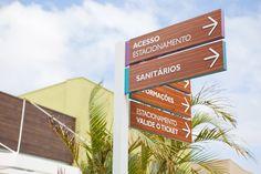 PASEO ZONA SUL | SCENO Environmental Graphic Design